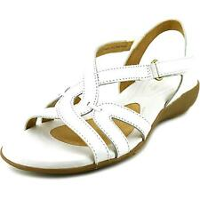 Naturalizer Cooper Open Toe Leather Slingback Sandal W/out Box