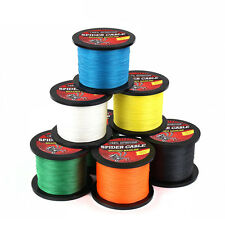 Great 100M Super Strong Dyneema Spectra Extreme PE Braided Sea Fishing Line Sale