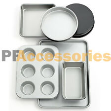 Non Stick Steel Bakeware Oven Baking Pan for Cake Brownie Muffin Cookie Dessert