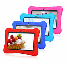 """HD Tablet PC 7"""" inch Android 4.4 A33 Quad Core MID 8GB Dual Camera Wifi For Kids"""