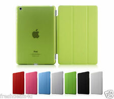 New Smart Stand Magnetic Leather Case Cover For APPLE iPad Air 4 3 2 Mini Screen