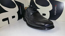 Be Comfortable by Blondo Fame Mens Casual Black Leather Shoes size 7.5-13