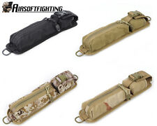1000D Paintball Molle Tool Bag Pouch Shoulder Strap Holde for Backpack Bag TAN A