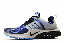 NIKE AIR PRESTO LIGHTNING BLACK ZEN GREY HARBOR BLUE QS Size XS S M