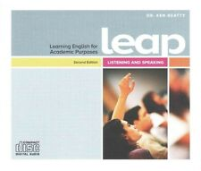 NEW Learning English for Academic Purposes Cd (134583) by Julia Williams Hardcov