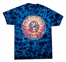 Youth XS-4XL Grateful Dead© 50th Anniversary Tie Dye T Shirt Fare Thee Well