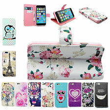 """Magnetic Stand Wallet Flip Leather Soft Case Cover For Apple iPhone 6 6G 4.7"""""""