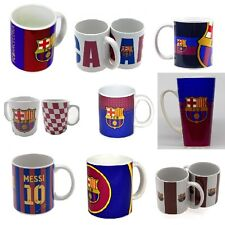 Official Football Club - BARCELONA MUGS Ceramic (Gift, Xmas, Present)