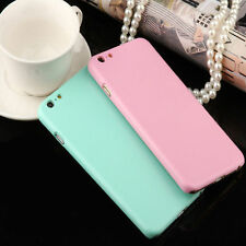 "Ultra-thin Colorful Hard back case cover skin for iPhone 5/5s/6 4.7""/Plus 5.5"""