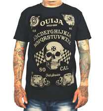 La Marca Del Diablo 666 Ouija Speed Shop  T Shirt Hell's Outlaw Born to Run