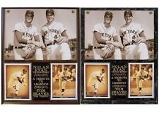 Tom Seaver Nolan Ryan New York Mets Hall of Fame Legends Photo Card Plaque 1969