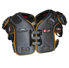 Gear 2000 Adult Z-Cool QB/DB/WR Pro Select Football Shoulder Pads MSRP $262.99