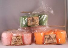 Warm Glow Candle Co. Scented Votive Candle 6-Pack, Choose Your Fragrance!