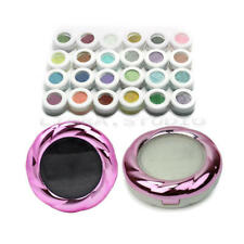 Colors Assorted Makeup Mineral Eye Shadow Pigments Glitter Art Cosmetics