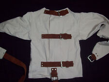Large Straight jacket-w/ suede leather-lots of options