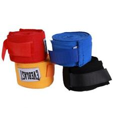 Hot!! Colorful Boxing Hand Wraps Boxing Bandages Wrist Protecting Fist Punching