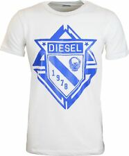 "NEW MENS DIESEL T-SHIRT SCOD - ""Diesel 1978 Shield"" Graphic tshirt"