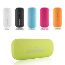 5600mAh Mobile Power Bank USB Battery Charger for Cell Phone Iphone Samsung HTC