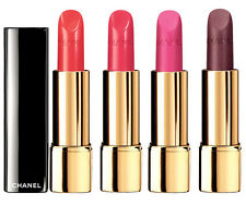 Chanel Rouge Allure and Allure Velvet Lipstick Full Size NEW In A Box