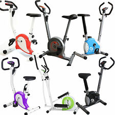 NEW COMFORT GYM TRAINING FITNESS MACHINE CARDIO WORKOUT SMOOTH STRONG BELT BIKE