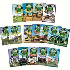 New Tractor Ted DVD - full list of Tractor Ted DVDs available