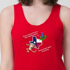 Texas State Flower..Texas State Nut Ted Cruz T-shirt Funny President Adult Tank