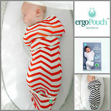 Ergo Cocoon Air , No Zip Swaddle in Luxurious Breathable Bamboo fabric *3 sizes*