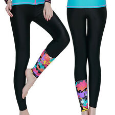 Woman Surfing Swim Legging Sailing Lycra Board Baselayer Trousers Swimwear Pants