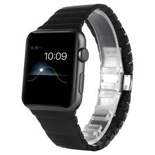 Stainless Steel 316L Watch Band Link Bracelet Strap For Apple Watch iwatch 38/42