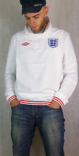 England Retro Vintage Style World Cup Drill Training Top M/L Umbro