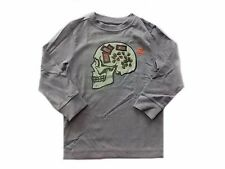 NWT Boy's Gymboree Halloween skeleton candy long sleeve shirt ~ 4 5 6 10