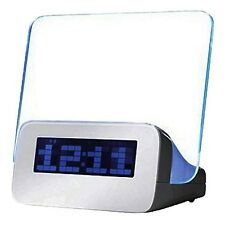 Kids Gift5 LED Message Board With Highlighter Digital Alarm Clock and 4 Usb port