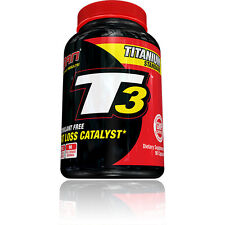 SAN T3 FAT BURNERS CAPSULES -STRONGEST LEGAL SLIMMING / DIET & WEIGHT LOSS PILLS