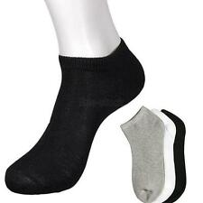 Fashion Low Cut Sport Athletic Ankle Cut Sport Ankle Crew Socks Mens Womens F46