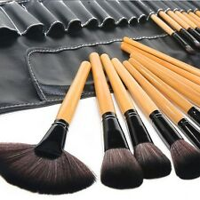 Beauty Makeup Brush Set Cosmetic Brushes Make up Tool Kit Pouch Bag Pro 32 PCS