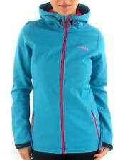 O'Neill Softshell Functional Jacket Solo turquoise pink Hooded Fleece