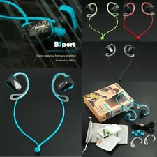 Wireless Bluetooth Sports Stereo Waterproof Running Headset Headphone Earphone