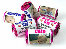 Personalised Mini Love Heart Sweets for Christening picture, Your Image,favours