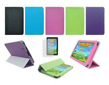 """Folio Skin Cover Case and Screen Protector for RCA 9"""" RCT6691W3 Tablet"""