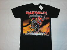 IRON MAIDEN ENGLAND TOUR NEW T-SHIRT: S M L XL 2XL HEAVY METAL ROCK SKULL DEMON