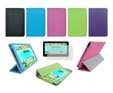 """Folio Skin Cover Case and Screen Protector for Irulu X1 Pro 10.1"""" Tablet"""