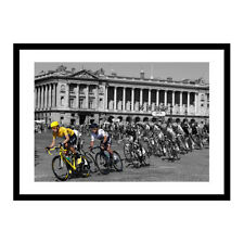Bradley Wiggins & Mark Cavendish 2012 Tour de France Spot Colour Photo (SPOT928)