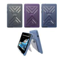 View Stand Holder + TPU Gel Skin Case Cover for Acer Iconia B1-A71 Tablet