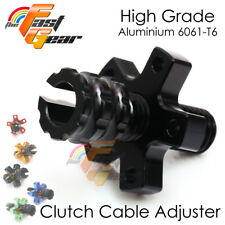 Clutch Cable Adjuster Fit Kawasaki Ninja ZX-12R ZX1200 00 01 02 03 04 05 06