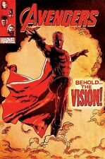 The Avengers Age of Ultron Behold The Vision Poster 61x91.5cm
