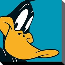 New The Desthpicable Daffy Duck Looney Tunes Canvas Print