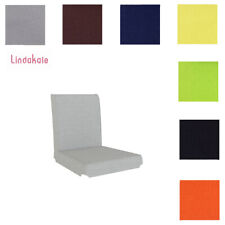 Custom Made Cover Fits IKEA Henriksdal Bar Stools with Backrest, Replace Cover