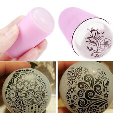Mini New Women DIY Nail Art Stamping Stamp Paint Painting Tools Accessories
