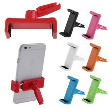 Car Air Vent Mount Cradle Holder Stand for Mobile Smart Cell Phone GPS MP3 iPod