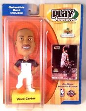 Play Makers Vince Carter Bobble Head & Collectible Card - Upper Deck